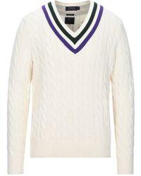 Polo Ralph Lauren Pullover - Blanc