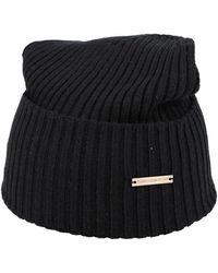 Trussardi Hat - Black