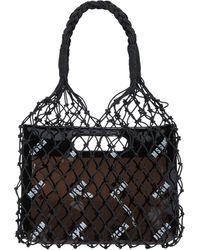 MSGM Handbag - Black