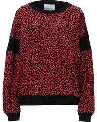 Boutique Moschino Sweatshirt - Red