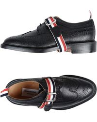 f3244a53877 Lyst - Thom Browne Loafer in Blue for Men