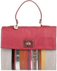 Maliparmi Handbag - Red