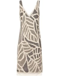 Maiyet Short Dress - White