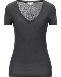 James Perse T-shirt - Gris