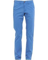 C+ Plus Trouser - Blue