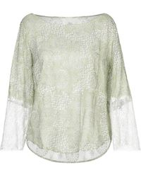 Femme By Michele Rossi Blusa - Multicolor