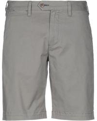 Ted Baker Shorts & Bermuda Shorts - Gray