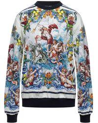 Dolce & Gabbana - Felpa - Lyst