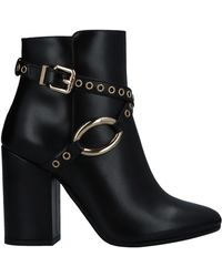 Albano Ankle Boots - Black
