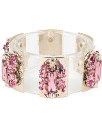 Philipp Plein Bracelet - Pink