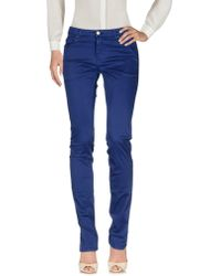 Versace Jeans - Casual Trouser - Lyst