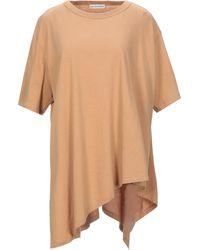 Vika Gazinskaya T-shirt - Brown