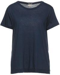 Massimo Alba T-shirts - Blau