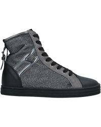 Hogan Rebel Sneakers & Tennis montantes - Noir