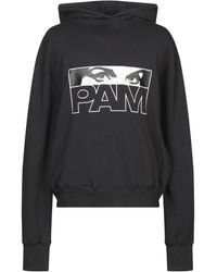 P.a.m. Perks And Mini Sweatshirt - Black