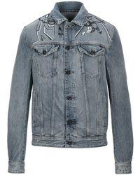 Diesel Black Gold Denim Outerwear - Blue