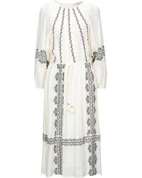 Vanessa Bruno 3/4 Length Dress - White