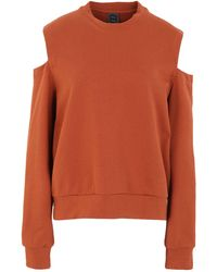 8 by YOOX Sweatshirt - Orange
