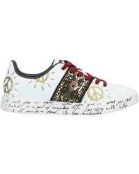 Desigual Low-tops & Sneakers - White