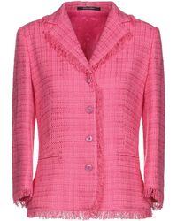 Tagliatore 0205 Blazer - Pink