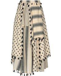 Dodo Bar Or - Long Skirt - Lyst