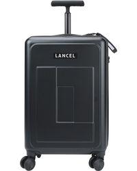 Lancel Valise à roulettes - Noir
