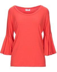 Baroni T-shirts - Rot