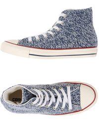 Converse - High Sneakers & Tennisschuhe - Lyst