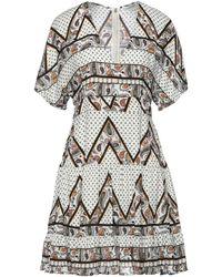 Silvian Heach Short Dress - White