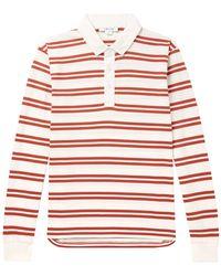 FRAME Polo Shirt - Red