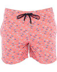 Drumohr Swim Trunks - Pink