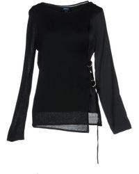 Armani Jeans Jumper - Black