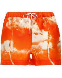 Orlebar Brown Beach Shorts And Trousers - Orange