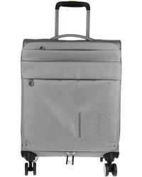 Mandarina Duck Wheeled Luggage - Gray