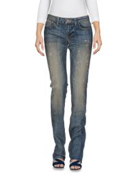 William Rast Denim Trousers - Blue
