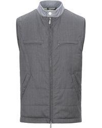 Eleventy Down Jacket - Grey