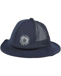 Armani Exchange Chapeau - Bleu