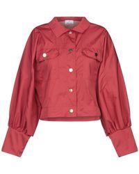 Berna Jacket - Red