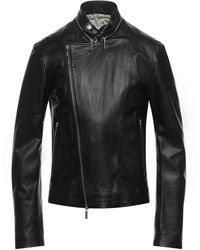 Alessandro Dell'acqua Jacket - Black