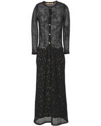 Maison Olga - 3/4 Length Dress - Lyst