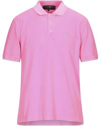 Hydrogen Polo Shirt - Pink