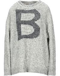 Brigitte Bardot Jumper - Grey