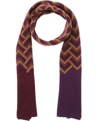 Just Cavalli - Oblong Scarves - Lyst