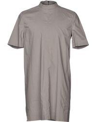 DRKSHDW by Rick Owens - T-shirts - Lyst