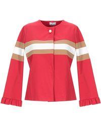 Berna Suit Jacket - Red