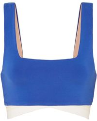 Olympia Top - Blue