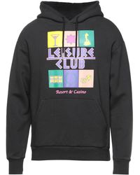 Pasadena Leisure Club Sweatshirt - Black