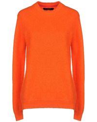 Sister by Sibling Sweater - Orange