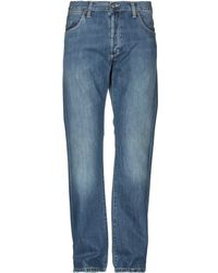 21478de1 Denim Trousers - Blue