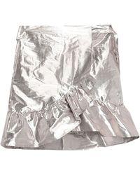 Jucca Mini Skirt - Multicolour